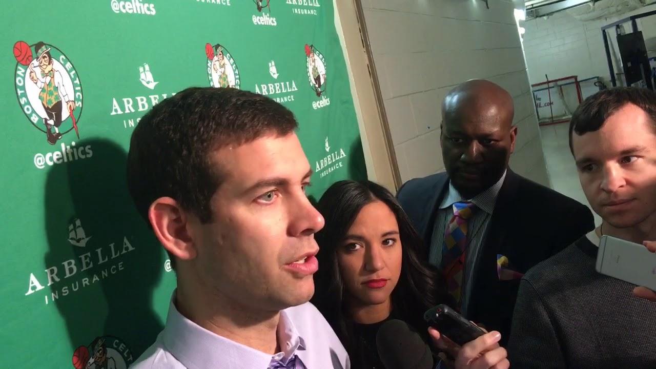 Brad Stevens tips cap to Michael Beasley ater New York Knicks scorer  crushes Boston Celtics 7f48e1033