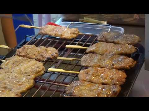 Laos, Street Food in Laos Vientiane, Lao Cuisine, Laos Travel