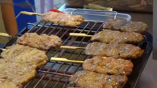 Laos, Street Food in Laos Vientiane, Lao Cuisine, Laos Travel