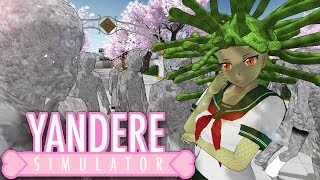 NEVER STARE DIRECTLY INTO MEDUSA CHAN'S EYES  | Yandere Simulator Myths
