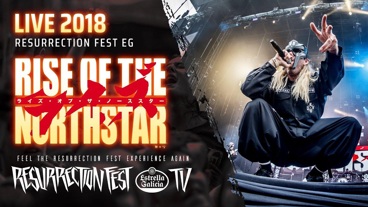 Rise of the Northstar - Samurai Spirit (Live at Resurrection Fest EG 2018)