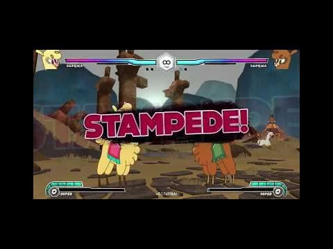 Them's Fightin Herds - Paprika Stage Standard and Final Round Themes