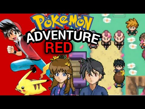 Pokémon Adventure Red Chapter Beta 13 Part 2 : Episode 27 - Bonus Chapters - 5