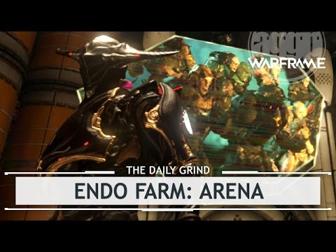 Warframe Arena Endo Farm Amp The Badass Nekros