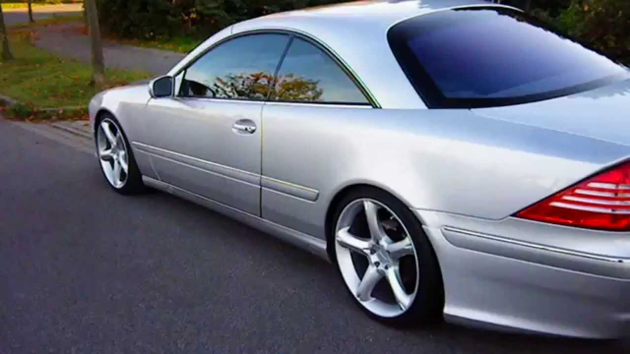 Mercedes Cl 500 Amg Kleemann Body Kit 20 Quot Lorinser Wheels
