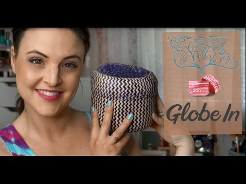 Globe In Review! - Subscription Box of Handmade Items from Around the World - Jen Luv's Reviews