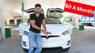 How To Buy A Tesla for $0 a Month *NOT CLICKBAIT*