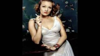 Marlene Dietrich Muss I Denn
