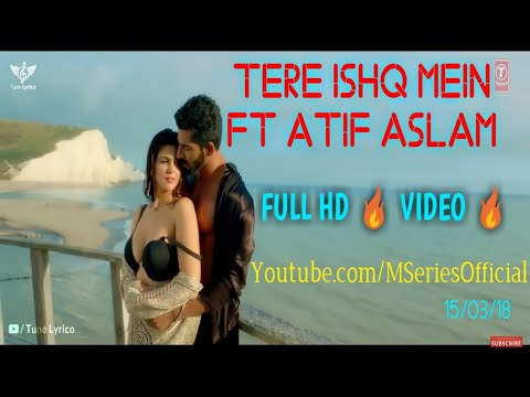 Tere Ishq Mein || Bilal Amir & Butt ||                Romantic Song of All Time || M-Series Official