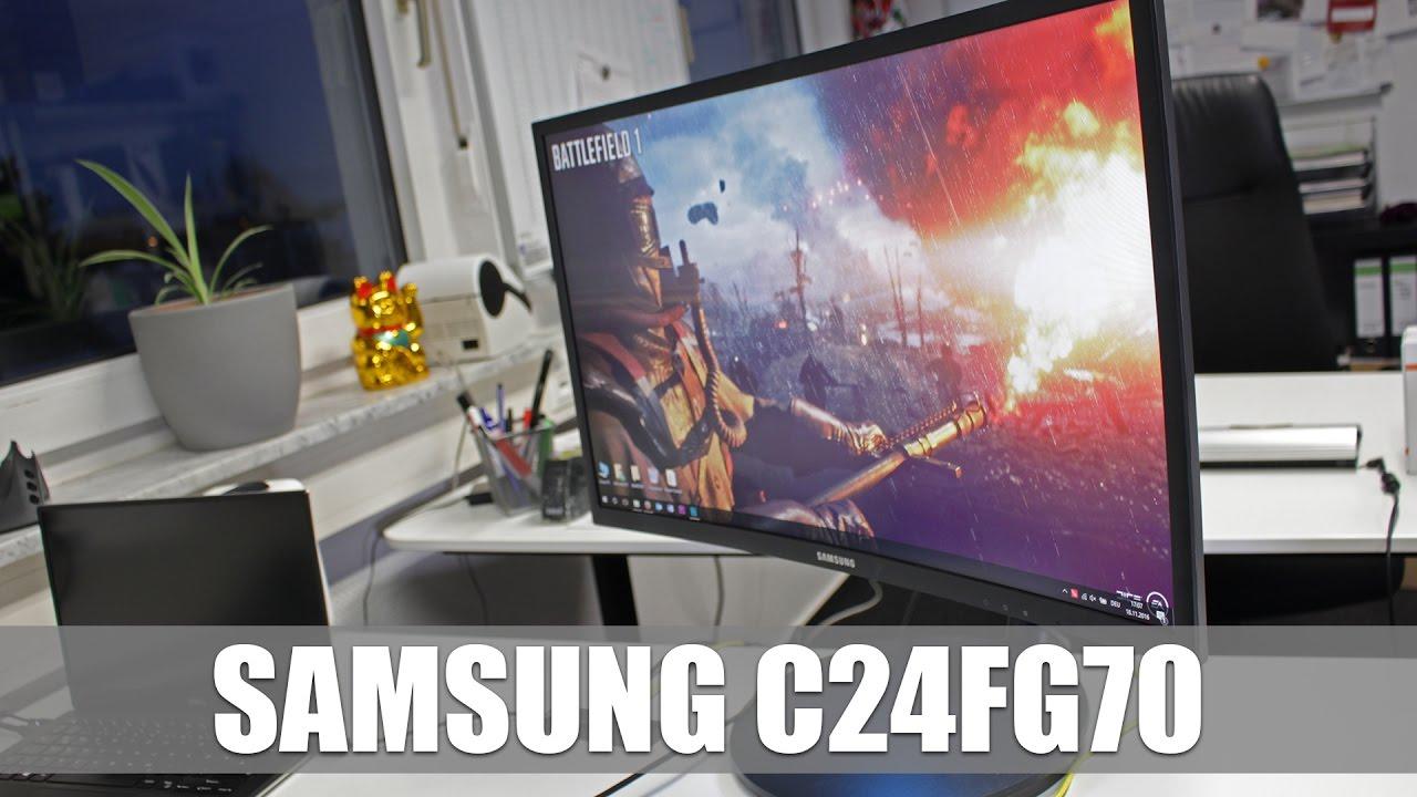 Samsung C9FG9 Curved Gaming-Monitor im Gaming-Test
