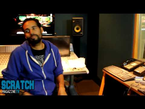 K-MURDOCK (OF PANACEA) DISCUSSES SIGNING TO RAWKUS AND TOURING WITH BRAND NUBIAN