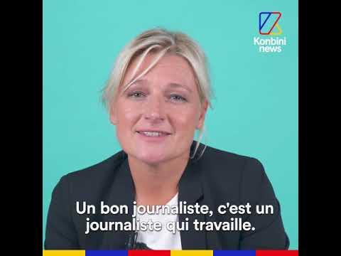Behind The News Avec Anne-Elisabeth Lemoine