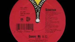 Seduction - Groove me (dub mix) 1990