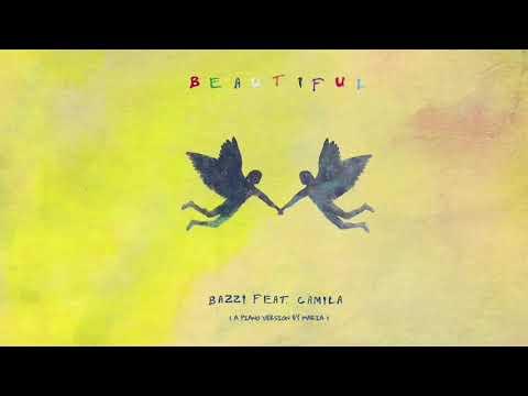 Bazzi feat. Camilla Cabello - Beautiful (Piano Version)