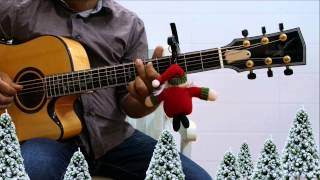 Jingle bells - guitar solo