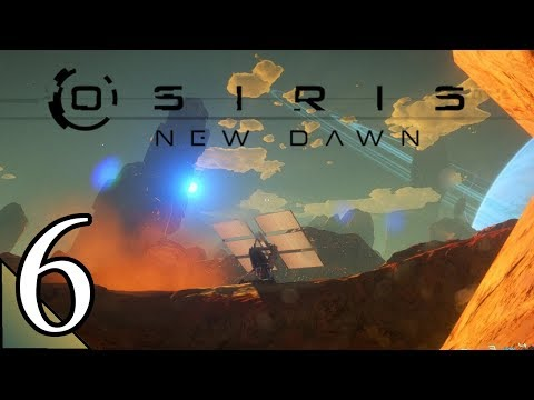 Osiris New Dawn (S2) 6:  Exploration For Rubber!  Let's Play Osiris New Dawn Gameplay