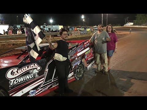4th Annual Bryan Prescott Memorial Sumter Speedway 8-3-19