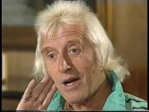 Patricia O'Connor interviews Jimmy Savile