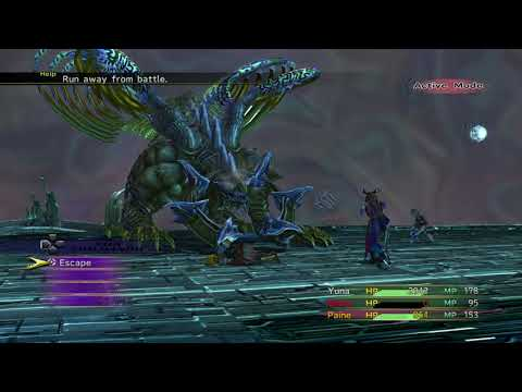 Let's play FFX2 P105 ok I can't even find the tunes