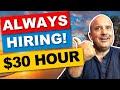 Top 11 Companies Always Hiring Work From Home Jobs - Worldwide