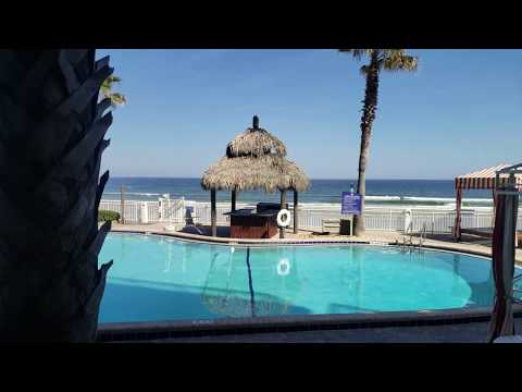 Room Tour At The Shores Resort And Spa in Daytona Beach Florida