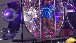 Download Rihanna Live - Loud Tour Antwerpen :- Opening Act - Only girl in the world MP3 song and Music Video