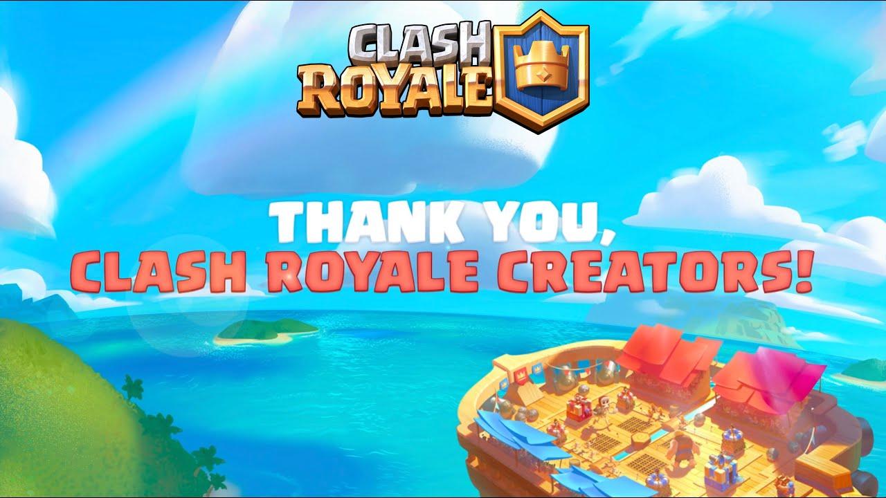 Clash Royale: Creator Shoutout!