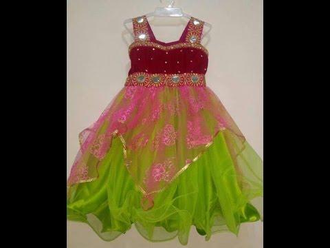 new baby designer dress - YouTube 2b7a4daaa