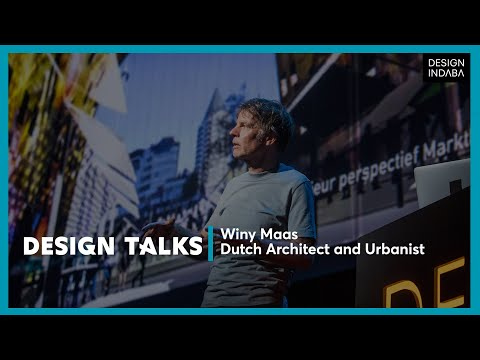 Winy Maas on innovating into the future of architecture