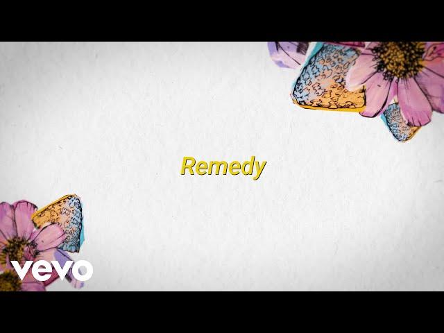 Maroon 5 - Remedy ft. Stevie Nicks (Official Lyric Video)