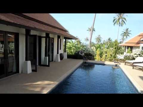 Luxury Pool Villa – Koh Samui, Thailand