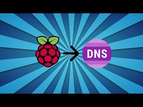 Raspberry Pi DNS Server with DNSMasq