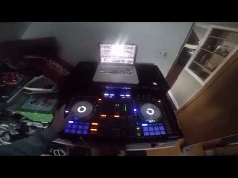 Deep House Mini Mix On DDJ-SX
