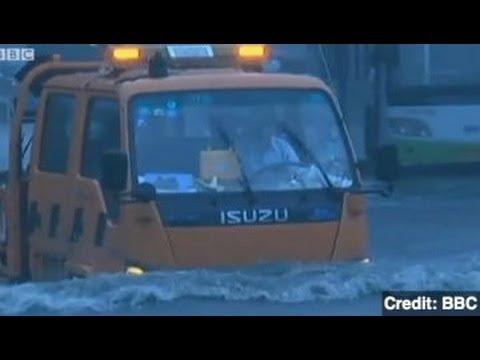 Beijing Citizens Criticize Government's Flood Response