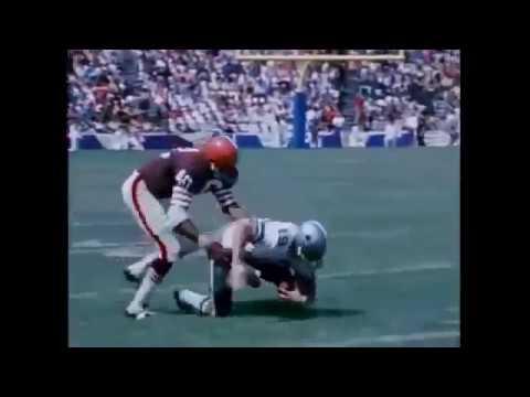 1968 Browns at Cowboys Game 2