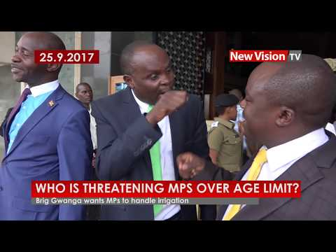 Who is threatening MPs over age limit