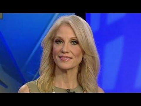 Kellyanne Conway Details Trump's Cabinet Selection