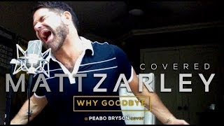 Peabo Bryson cover - Why Goodbye
