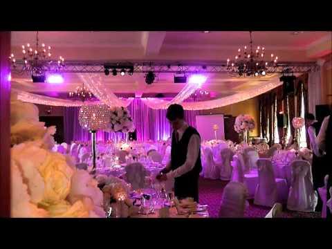 Ivory And Purple Wedding At Norwood Hall Hotel Scotland