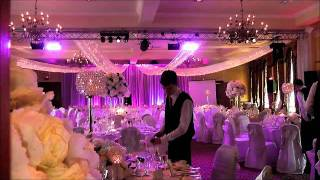 Ivory and Purple Wedding at Norwood Hall Hotel, Scotland - 14th of April 2011