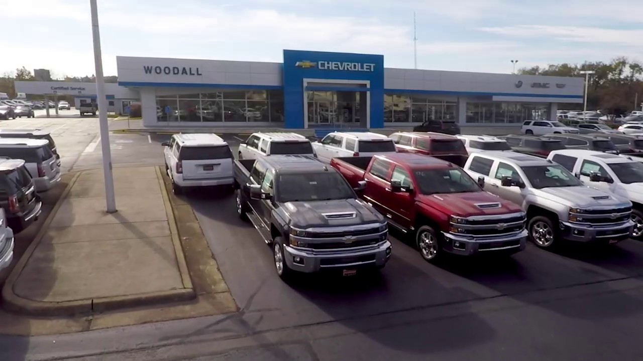 Drone Web Video Of The Dealership Robert Woodall Chevrolet In Danville Virginia Youtube