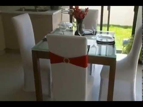 forros de sillas de comedor