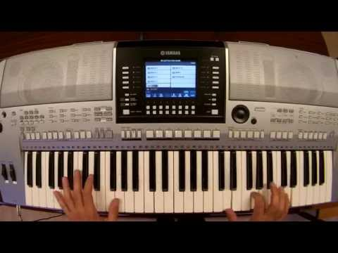 Binary Finary - 1998 - piano keyboard synth cover by LIVE DJ FLO