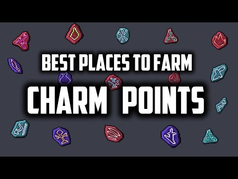 BESTIARY - Best Places To Farm CHARM POINTS
