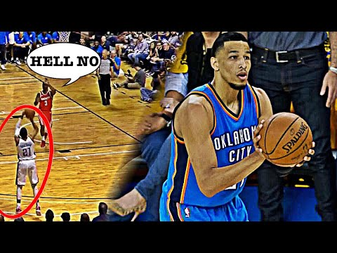 NBA Andre Roberson Airball Compilation