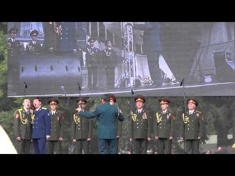 Alexandrovci Na Kráľovej Holi  ( Oslavy SNP B.Bystrica, 29.8.2013, FULL HD, 1080i )