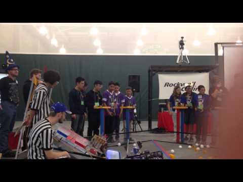 Monrovia FTC Qualifying Round December 5th 2015 Alloymantulas