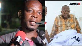 """Mtoto wa Majuto afunguka kichomuua Mzee Majuto """"Ni Kisukari'"""