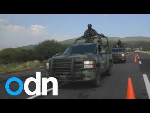 Mexican drug gang shootout kills 43