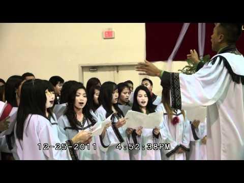 TCBC Christmas 2011 TCBC Choir
